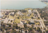 [Aerial of Florida Southern College's campus: variation 18]