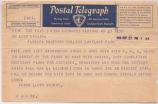 [Telegram] 1939 September 27, New York, N.Y. [to]...